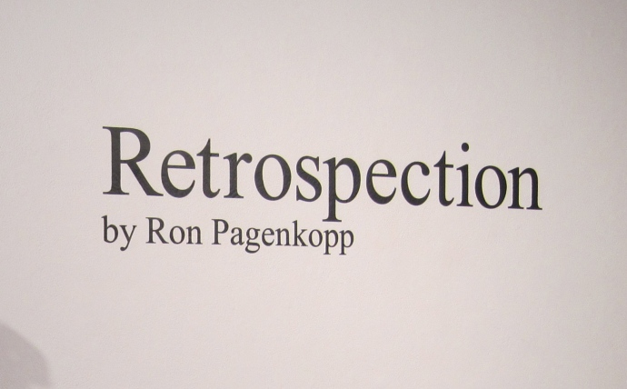 Week 13: artist Ron Pagenkopp!